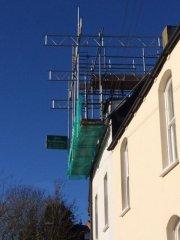 Scaffolding in Horsham